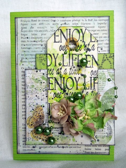 #cards #cleanandsimplemixedmedia #bobunnypapers