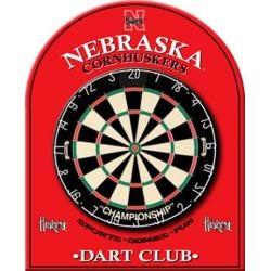 Nebraska Cornhuskers Dart Board Back Game Room Equipment: Game Rooms, Darts Boards, Games Rooms, Cornhuskers Football, Das Caves, Husker Stuff, Husker Basements, Cornhuskers Darts, Nebraska Cornhuskers