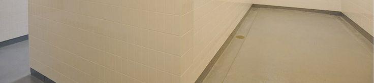 Professionele badkamervloer: vloer voor doucheruimtes en toiletruimtes