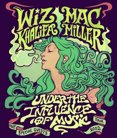 Wiz Khalifa & Mac Miller announce Joint Tour