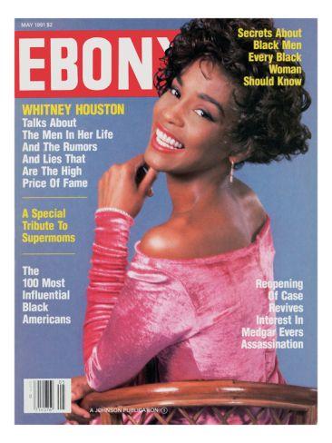 Ebony Magazine, May 1991
