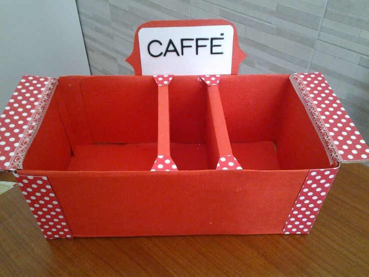 mani di rana: COFFE ...BOX! by Viviana.