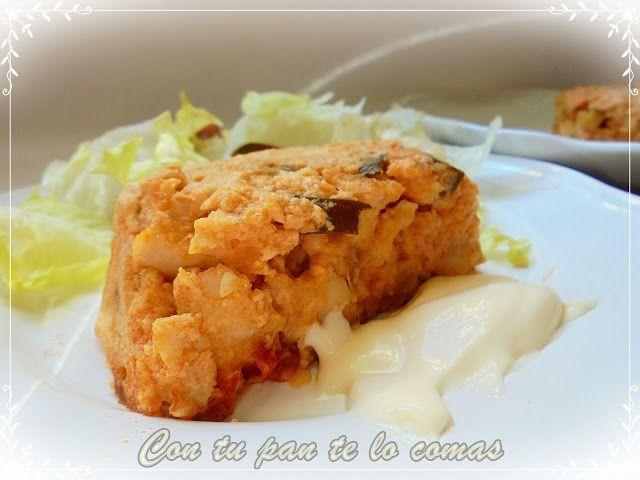 Con tu pan te lo comas: PASTEL DEL PESCADOR
