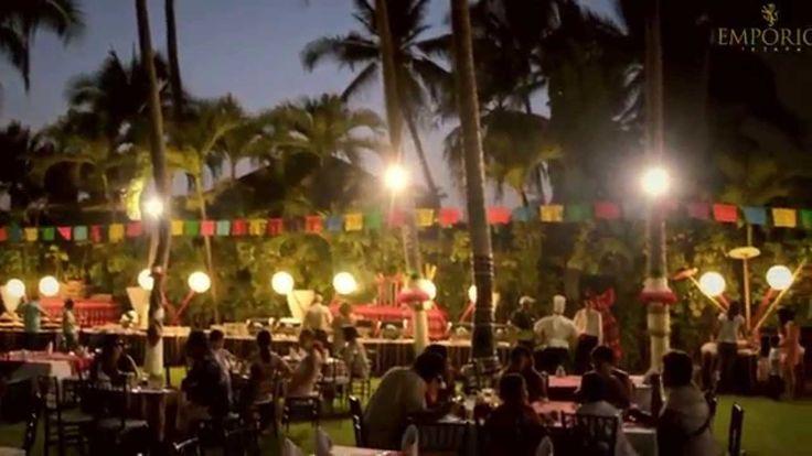 Disfruta de la Cena Mexicana en Emporio Ixtapa, Aparta ya tú lugar del 19 al 25 de julio 2016, 100% familiar en Plan All Inclusive.  Noche Mexicana