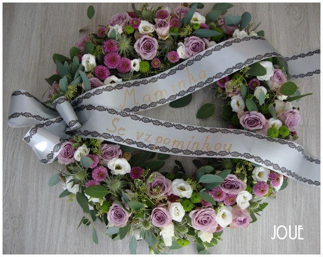 smuteční květiny #4