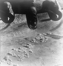 1942 Second Battle of El Alamein -   RAF Baltimore bombing El Daba airfield in support of the Alamein offensive