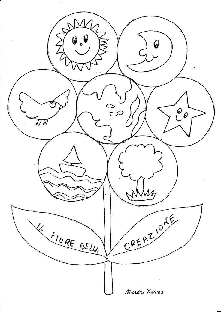 La religione in un fiore - MaestraRenata