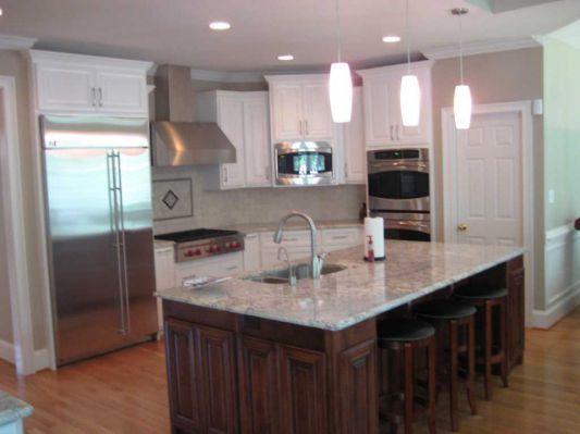 128 Best A Remodel Images On Pinterest  Kitchen Ideas Kitchen New Kitchen And Bath Designer Salary Decorating Inspiration