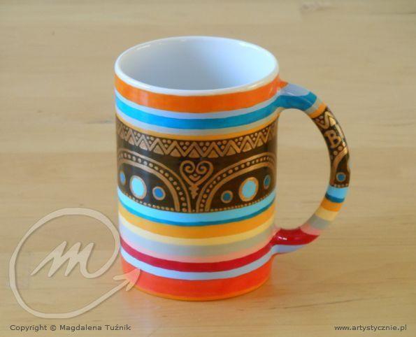 Kubek peruwiański - mug the Peruvian