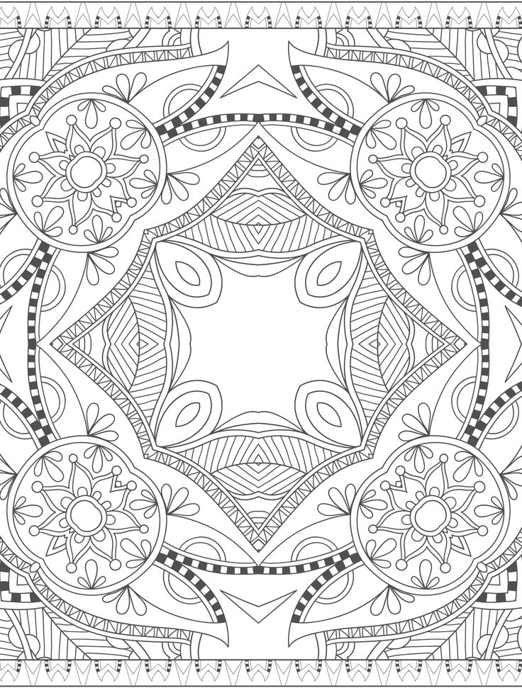 284 Best Images About Adult Coloring Pages On Pinterest