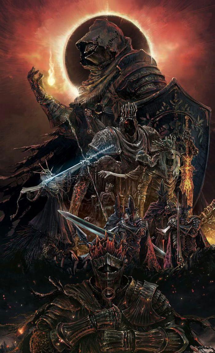 Wallpaper Post 8 In 2020 Dark Souls Art Dark Souls Dark Souls 3