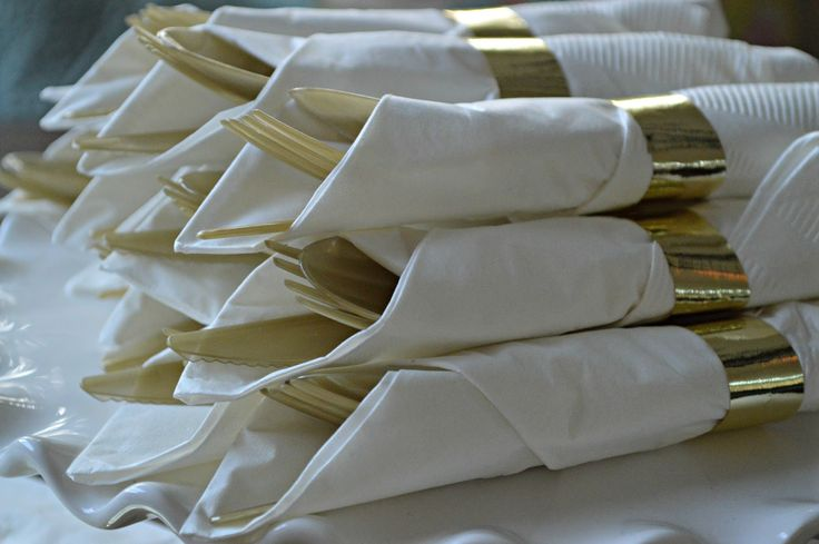 67 Best Images About Napkin Rings Menu Cards On: 25 Best Images About Gold Napkins On Pinterest!