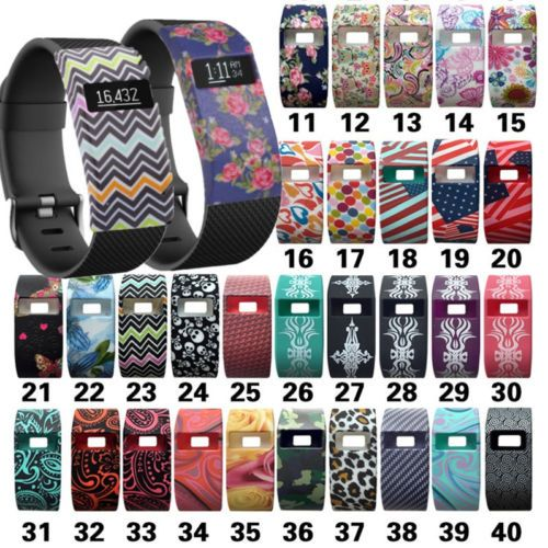 Fitbit Charge HR / Charge Band Cover Shockproof Sleeve Slim Soft Case Protector | eBay