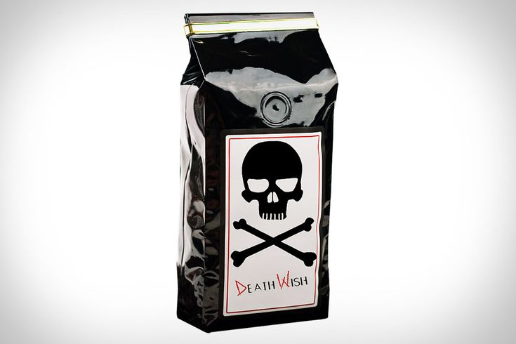 Death Wish Has The Strongest Coffee In The World