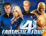 #Fantastic #Four online slot machine gives super chances and features super bonuses. This movie branded slot game lands out besides such proven and reliable features as Scatter, Free Spins, Substitute Wilds, also 4 unique superhero characters themed features that multiply and safeguard your winnings.