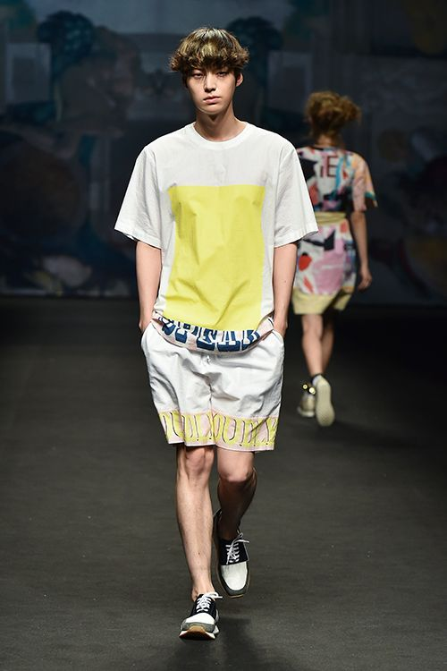 Image result for ahn jae hyun runway model