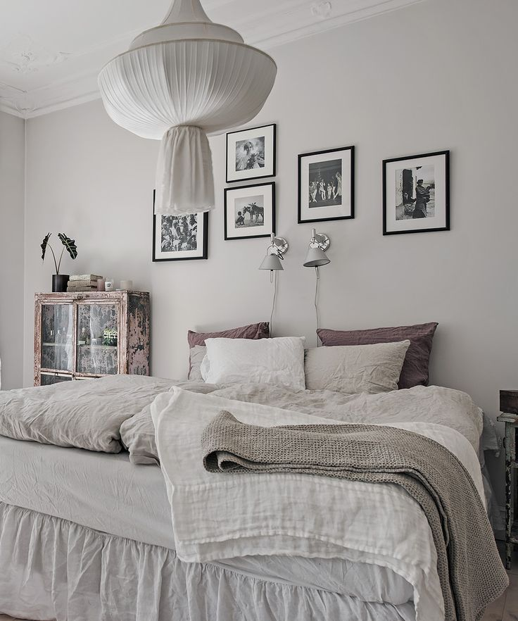 2305 best bedroom images on pinterest for Well decorated bedroom