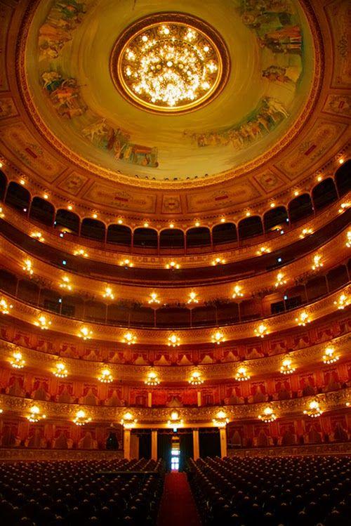 Teatro Colón, Ciudad de Bs. As.  Vain Hotel Boutique