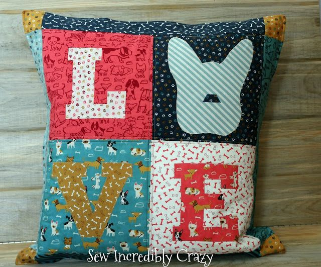 Sew Incredibly Crazy: Put a Little Love in Your Heart Hop