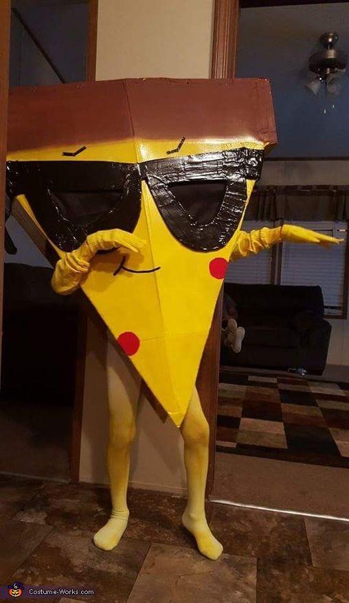Pizza Steve - DIY Halloween Costume