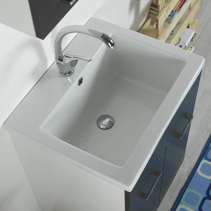 Vasca lavatoio in ceramica 60x50 Danubio nel 2020