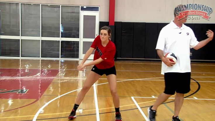 Developing Consistency in Serve Receive & Passing - Travis Hudson
