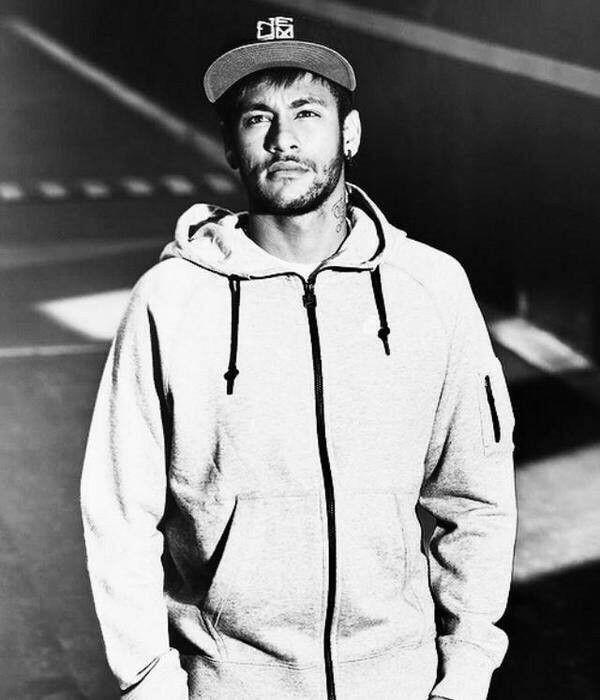 Neymar Photoshoot