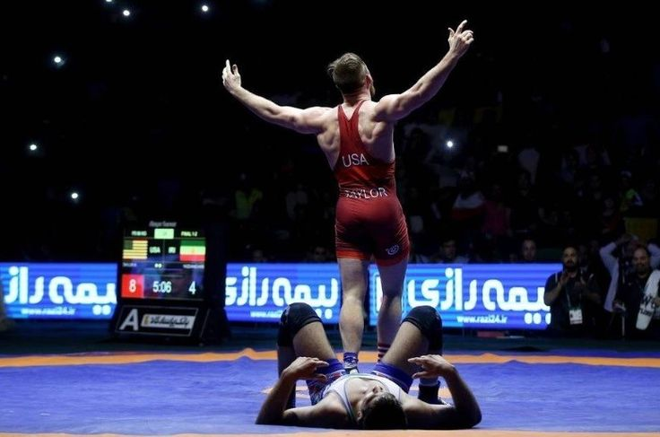 Over the last eight years, America has sent teams over to wrestle in Iran, and they have been met with the loudest cheers, especially for Olympic Gold Medalist and World Champion Jordan Burroughs (pictured below) of the University of Nebraska (and...