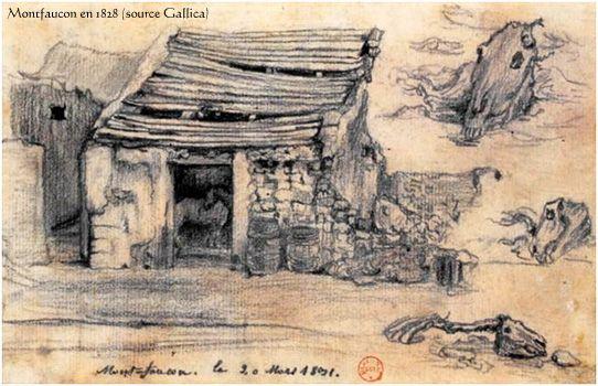 Le gibet et la voirie de Montfaucon