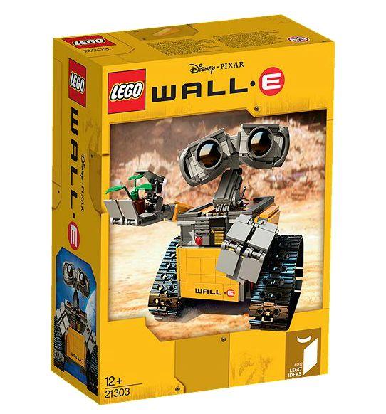 LEGO® Ideas 21303 Wall-E