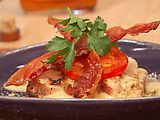 Bobby Flay Hot Brown...better than the Brown hotel. I promise.: Food Network, Bobby Flay, Brown Recipes, Kentucky Hot Brown, Cookingchanneltv Com, Cooking Channel, Derby Parties, Kentucky Derby, Flay Recipes