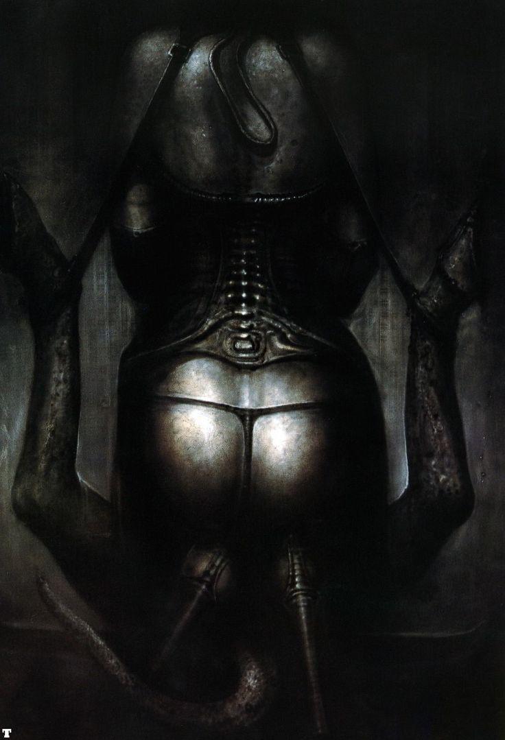 Hans Rüdi Giger: The Bride of Satan