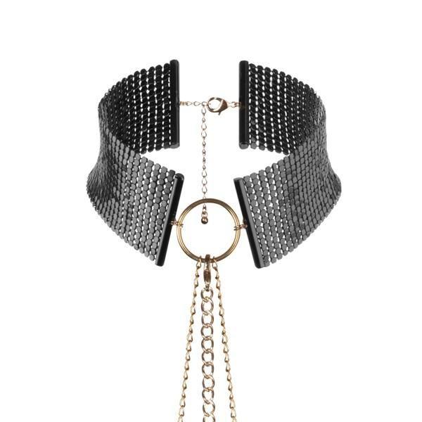 Desir Metallique Collar Black - $20.99
