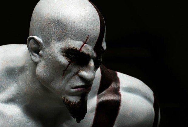 Una statua per celebrare i 10 anni di God of War: il trailer nasconde un riferimento al quarto capitolo