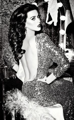 The talented and beautiful @Katy Perry channels old-Hollywood glamour...