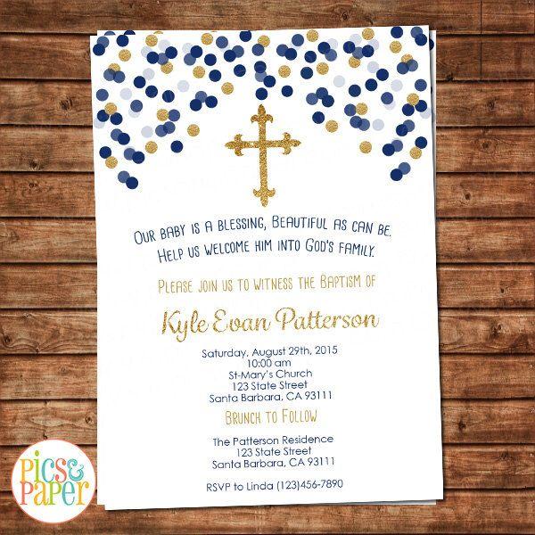 Pin By Ashley Gatto On Baptism Christening Invitations Christening Baptism Invitations
