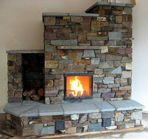 127 best kamin images on pinterest fire places corner fireplace layout and fireplace design. Black Bedroom Furniture Sets. Home Design Ideas