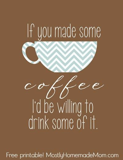 #CoffeeQuoteTruth