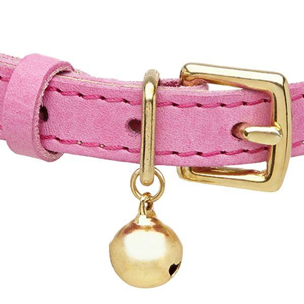 Collar para Gato Rosa - katsdoks - 2