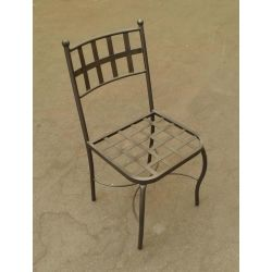 Chair Wrought Iron. Customize Realizations. 447
