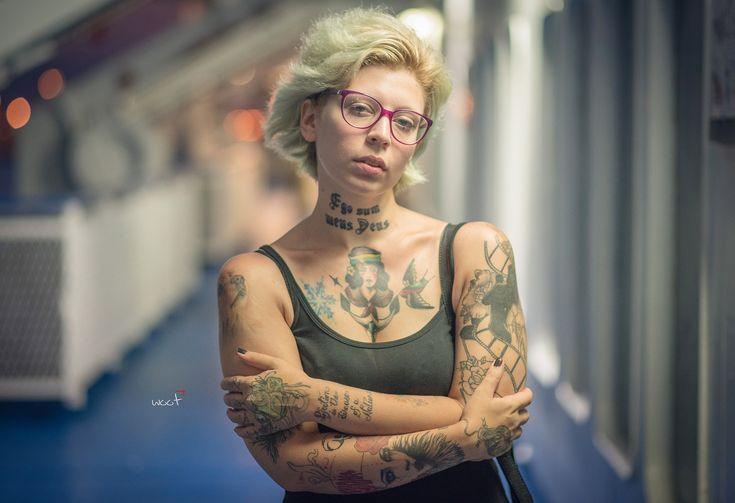 Stranger 38/100 - Alessandra [#Explored 13/7/2015]   by w@@t