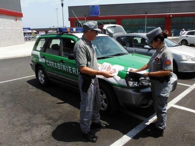 Sacchetti di plastica non a norma, Multe a Commercianti nella provincia di Crotone - Duranti i controlli dei Carabinieri Forestali, alcuni esercizi commerciali sono stati sanzionati amministrativamente e sono stati sequestrati circa 6.000 kg di sacchetti  - http://www.ilcirotano.it/2017/06/29/sacchetti-di-plastica-non-a-norma-multe-a-commercianti-nella-provincia-di-crotone/