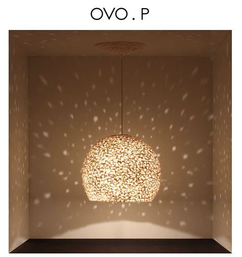 le luminaire ovo de catia esteves home sweet home products i love pinterest sweet home. Black Bedroom Furniture Sets. Home Design Ideas
