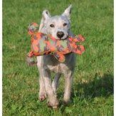 Major Dog hondenspeelgoed & training accessoires is het eerste TÜV geteste en gecertificeerde hondenspeelgoed op de markt. Elk speelgoed is op speelgoedrichtlijnen van TÜV Thüringen in Duitsland getest en de kwalitatief hoogwaardige en robuuste materialen zijn vrij van schadelijke stoffen. Dat zijn de kenmerken van het Major Dog hondenspeelgoed. Ze zijn optimaal afgestemd op de behoeftes van de hond.