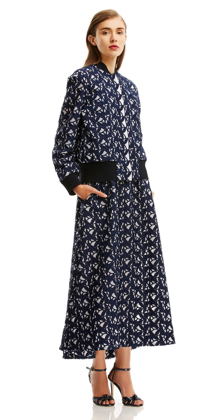 EMBROIDERED DRESS - New Arrivals | SCANLAN THEODORE