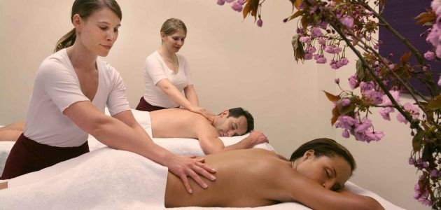 Cinq Mondes first spa opened in Paris in 2001