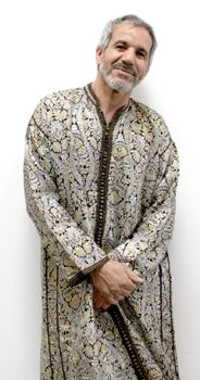 My Moroccan Prince, Arabian Nights party costumes and caftan from Mosaik