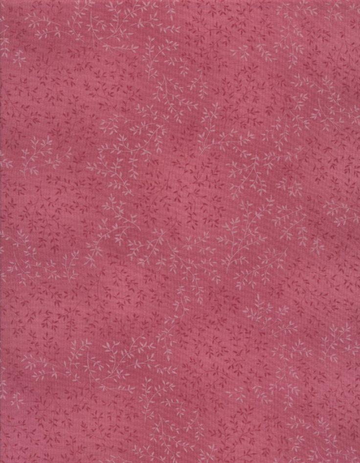 Timeless Treasures - Fleur-C4794-Rose Willow Tonal Leaf