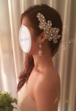 ドレスから色打掛へとチェンジ♡お洒落花嫁さまの素敵な1日 | 大人可愛いブライダルヘアメイク『tiamo』の結婚カタログ