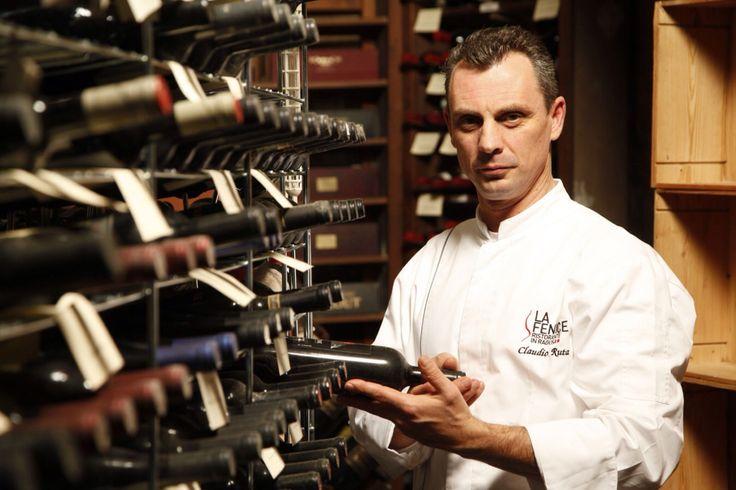 Claudio Ruta, Executive Chef del Ristorante La Fenice, dell'Hotel Villa Carlotta a Ragusa, dal 2010 Stella Michelin, piace perché nei suoi piatti si colgono passione, cultura e gratitudine per il cibo.